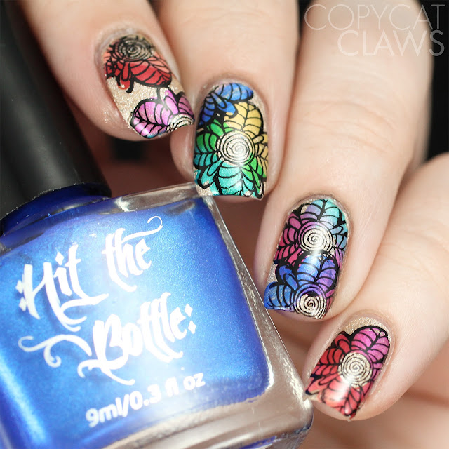 UberChic Beauty Collection 18 Stamping Plate Review
