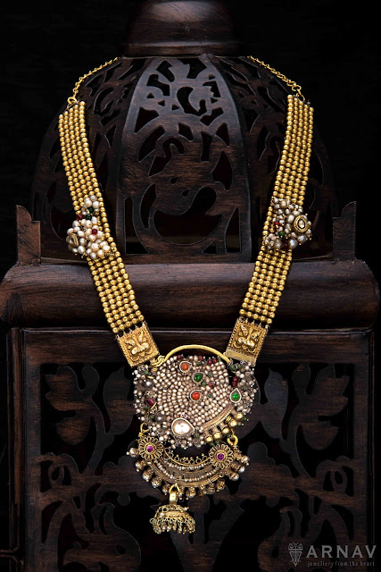 BEDAZZLE THIS FESTIVE SEASON WITH ARNAV'S EXQUISITE JEWELLERY COLLECTION