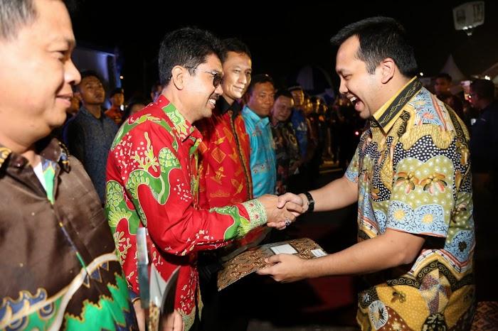 Penutupan Lampung Fair 2018,Pemkab Lamsel Raih 4 Kategori Juara.