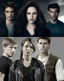 Saban Lionsgate Power Rangers Twilight Hunger Games