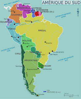 Le nom des habitants des capitales sud-américaines
