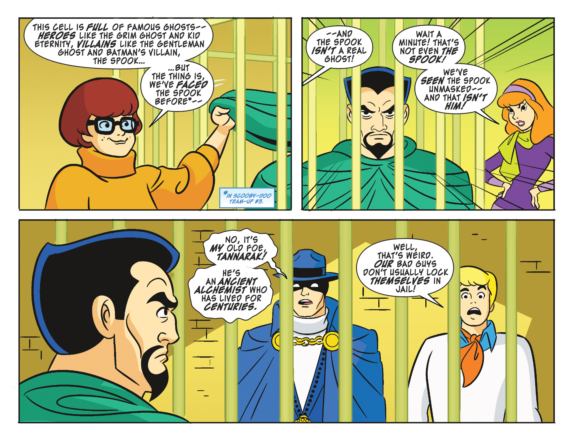 Read online Scooby-Doo! Team-Up comic -  Issue #25 - 18