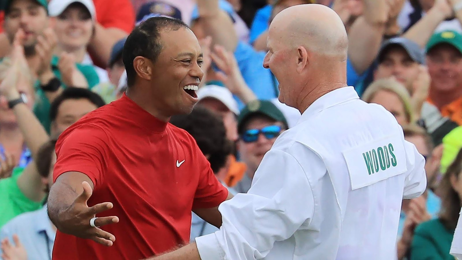 The 1 Writer In Golf Joe Lacava Reveals Emotional Text Tiger Woods -1864