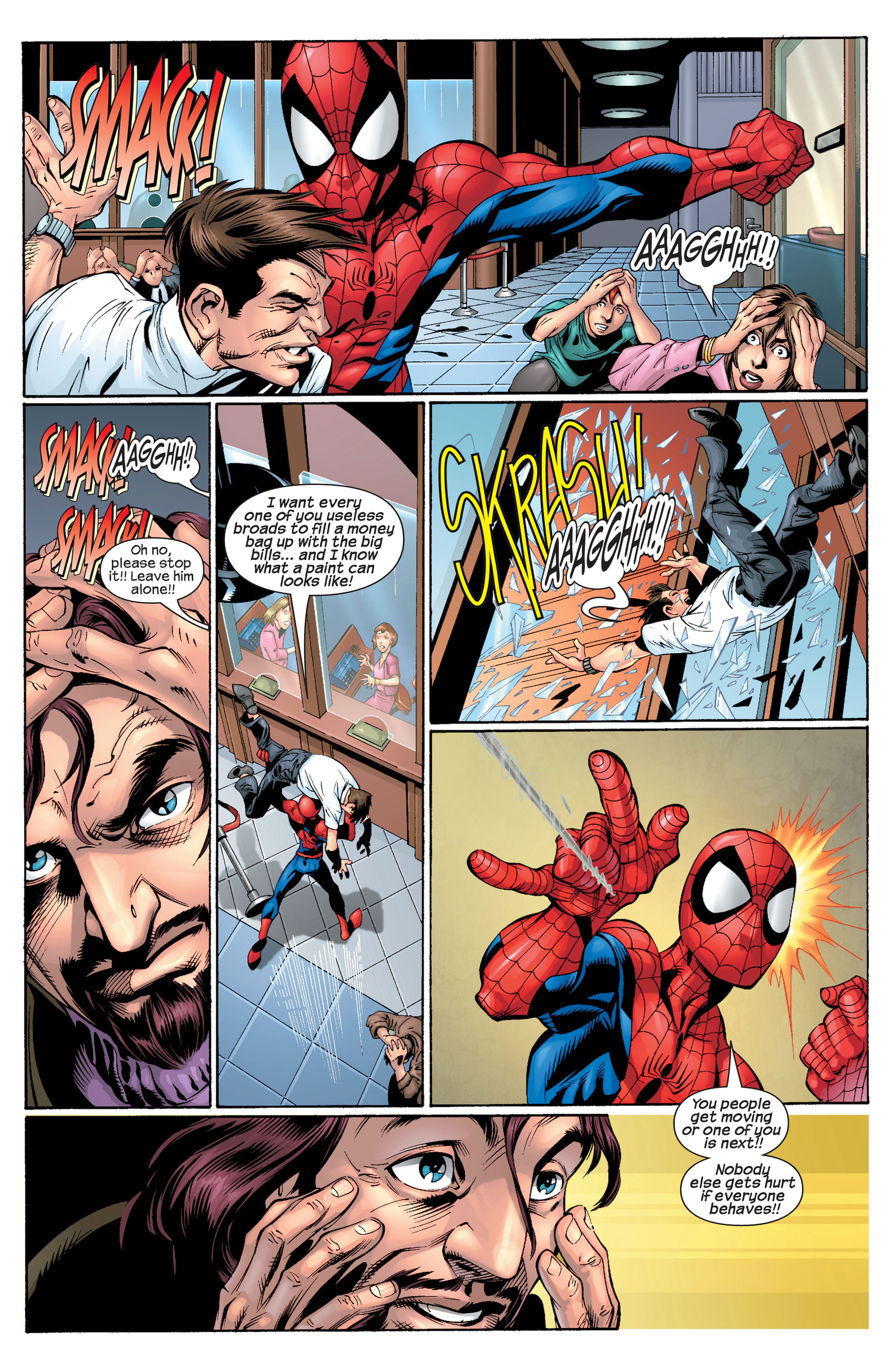 Read online Ultimate Spider-Man (2000) comic -  Issue #29 - 6