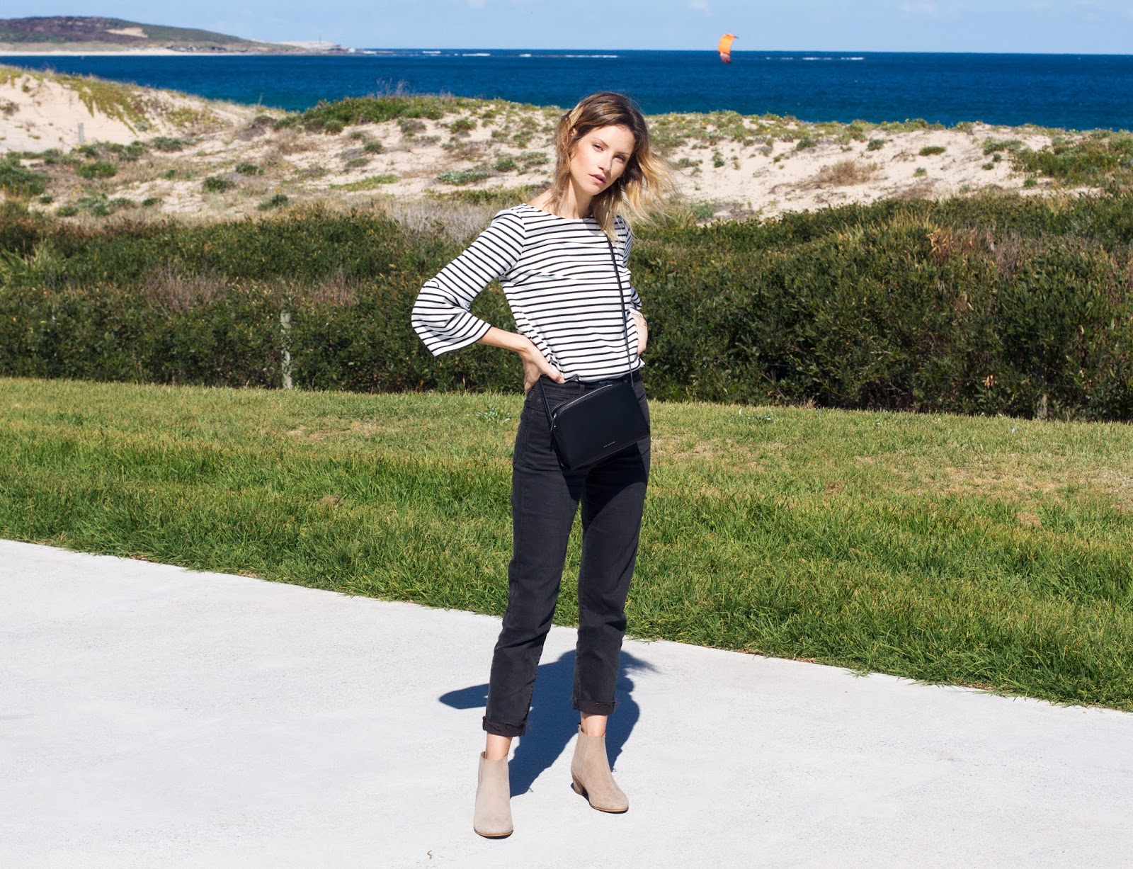 How To Wear: The Striped Tee From Day To Night