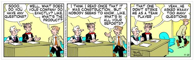 Blondie (Comic Strip) - TV Tropes