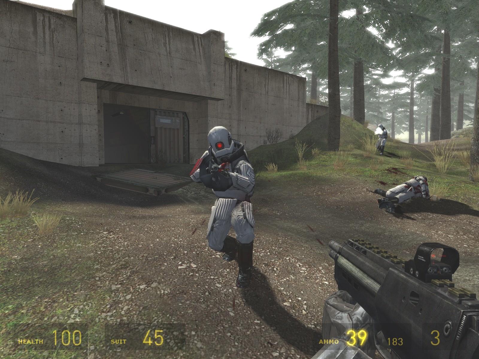 Descargar Half-Life 2: Deathmatch [PC] [Full] [1-Link