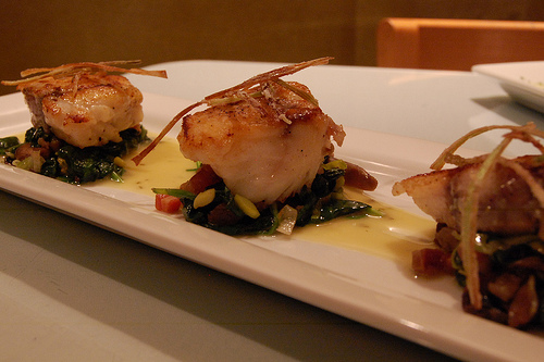 Behind the French Menu: Lotte or Baudroie - Monkfish or Anglerfish on