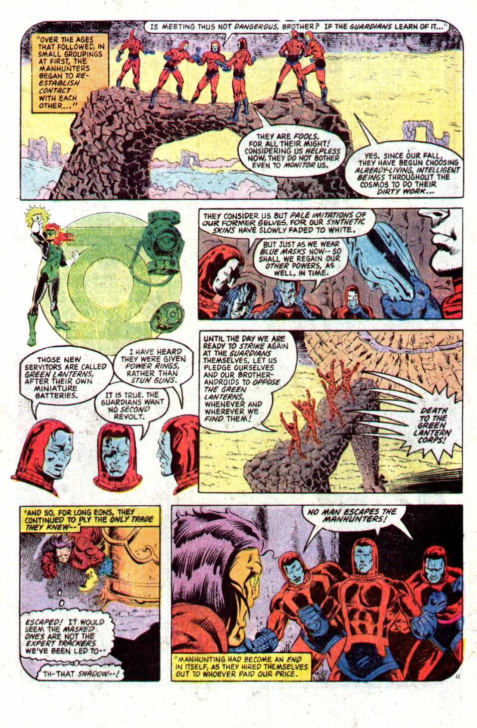 Read online Secret Origins (1986) comic -  Issue #22 - 12