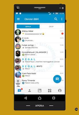 Download BBM2 Mod 3.3.2.30 Apk terbaru update Clone Terbaru Android
