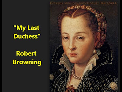 Summary And Anallysis Of Poem My Last Duchess by Robert Browning