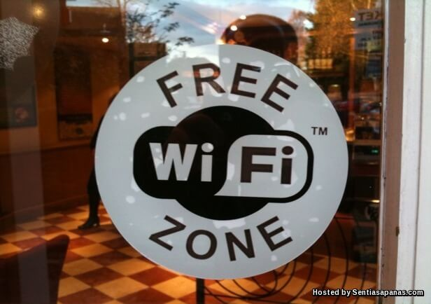 Wi-Fi Free Zone