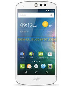 Firmware Acer Liquid Z530 (T02) Tested (Flash File)