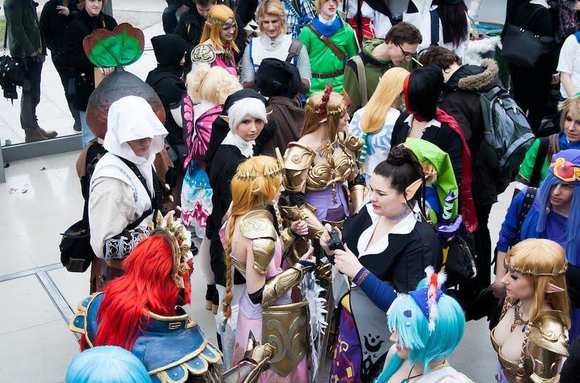 Lucca Comics & Games, il maggior festival dell'immaginario pop dell'Occidente.
