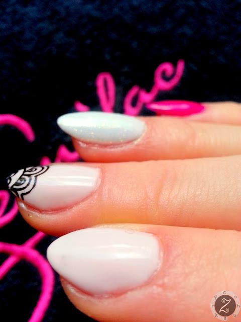 manicure lakierami hybrydowymi