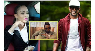 P-Square's Peter Okoye Reacts To Diamond Over Alleged Affair With Zari