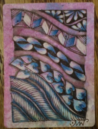coffee & creativity: Made by Joey Challenge #116, Diane
