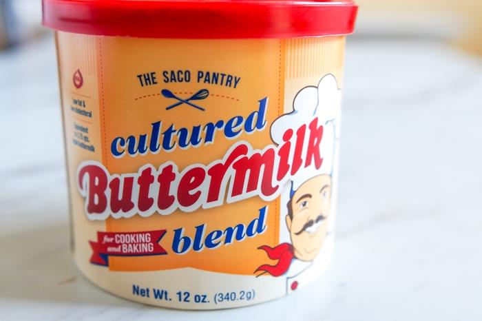powdered buttermilk > buttermilk substitutions...do they work?