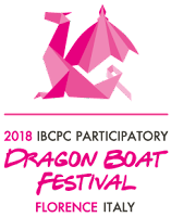 2018 IBCPC Participatory Dragon Boat Festival Florence Italy