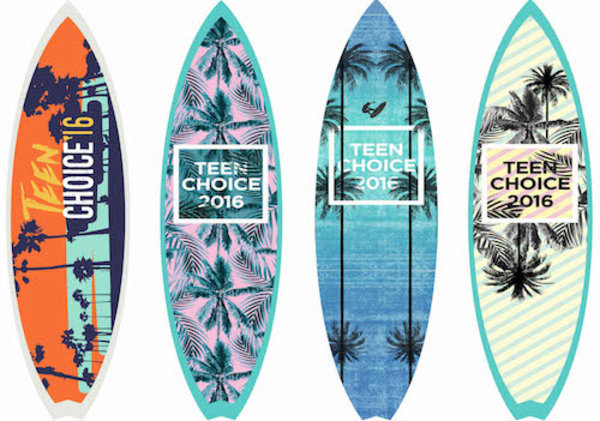 Teen Choice - 2nd Wave of Nominations Announced