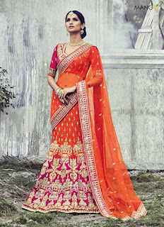 Indian-designer-bridal-lehenga-saree-fashion-trends-for-girls-4