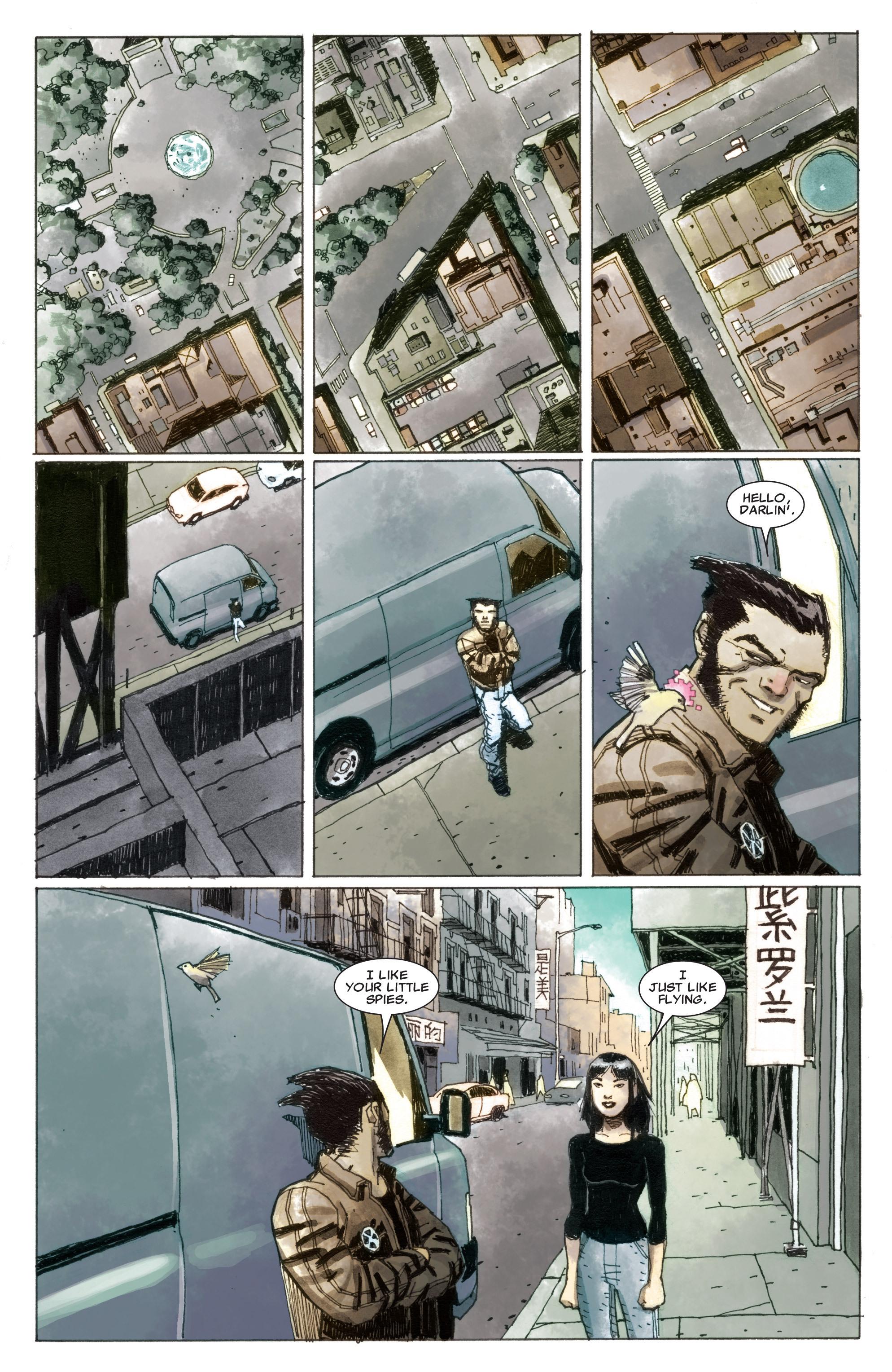 Read online Astonishing X-Men (2004) comic -  Issue #52 - 13