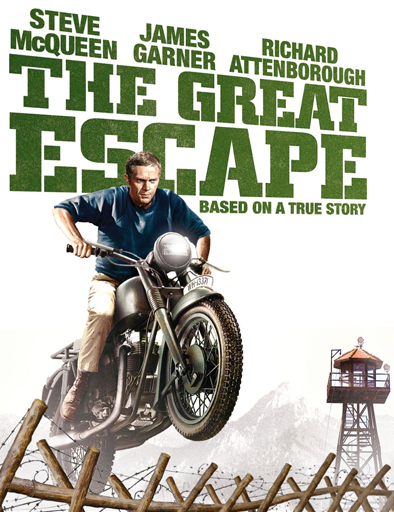 Ver El gran escape (The Great Escape) (1963) Online
