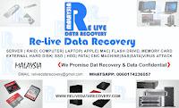 Raid JBOD Data Recovery