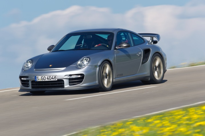 Look At the Car: 2013 Porsche 911 GT2 RS-Edition