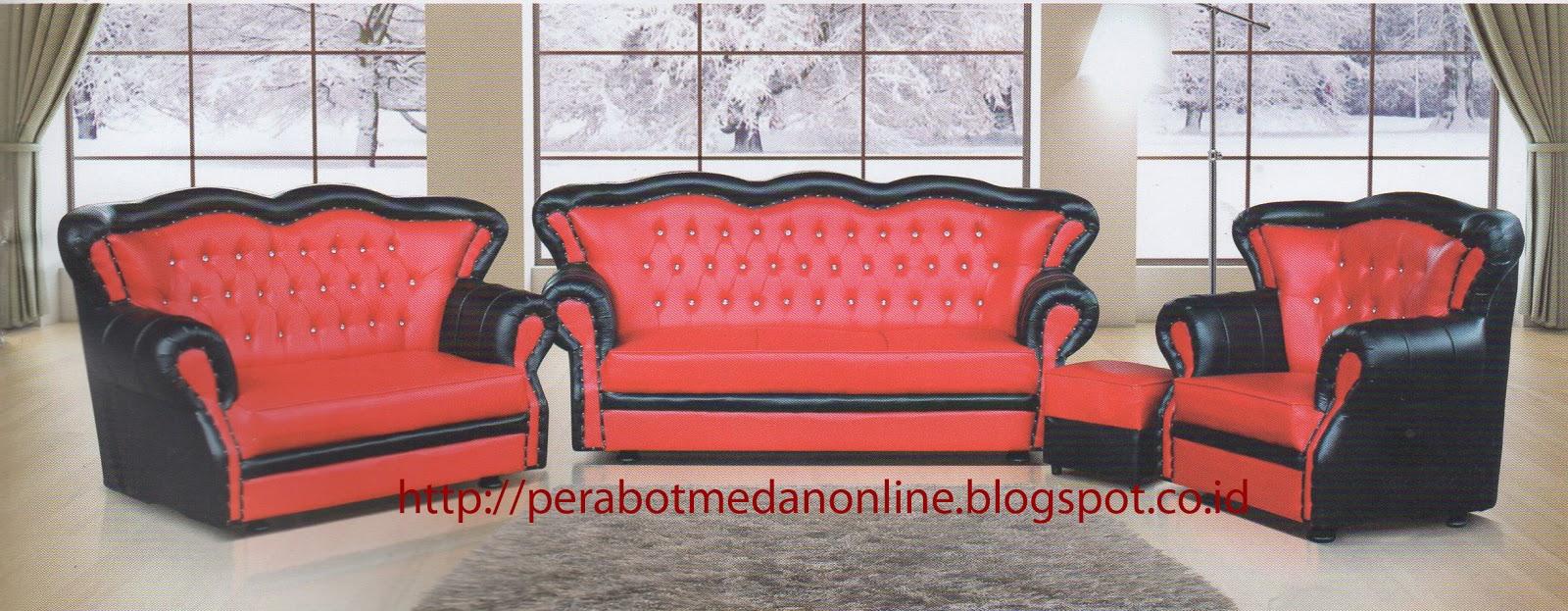 Sofa Tamu EVALIA Violet Toko Perabot Online Medan