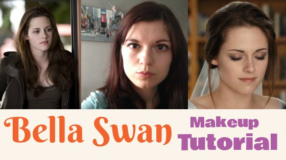 Bella Swan Makeup Tutorial
