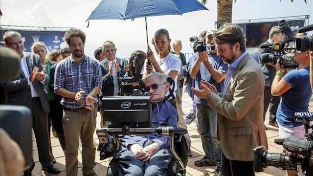 Stephen Hawking asistirá al Sarmus 2016 de Tenerife