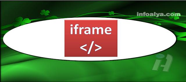 Membuat IFrame Agar Valid HTML5