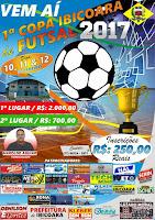 1ª Etapa da 1ª Copa Ibicoara de Futsal
