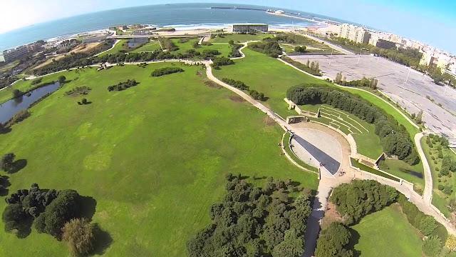 Visita ao Parque da Cidade no Porto