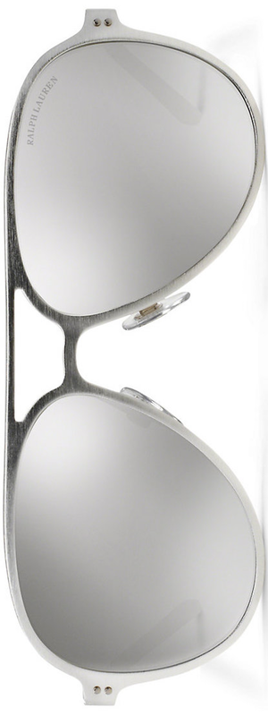Ralph Lauren Aluminum Driving Glasses