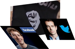Ancaman Isis Untuk Pendiri Facebook dan Twiter