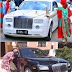 Bad Belle : See Emir Of Kano's  2 Rolls Royce's Causing Commotion (Photos)