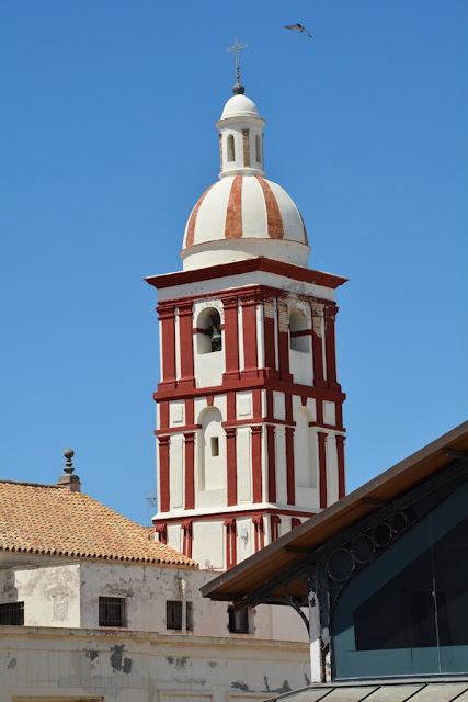 Cadiz clock tower
