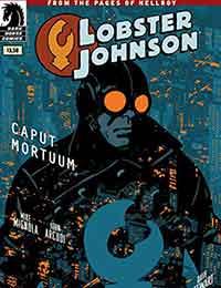 Lobster Johnson: Caput Mortuum