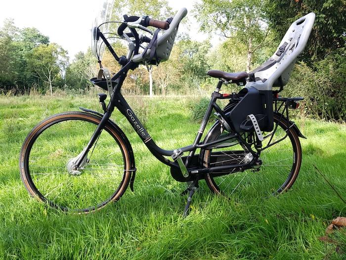 Verbazingwekkend Mijn geweldige fiets: Gazelle Bloom C7 EF-16