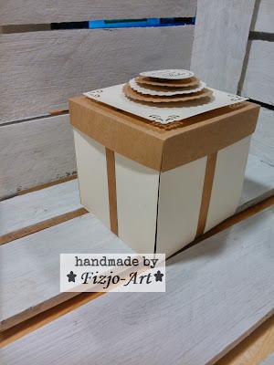 Box z papieru ekologicznego
