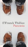 Portada de Paranoia de Franck Thilliez