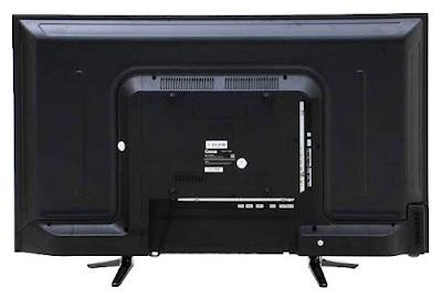 Coocaa Digital LED TV 39E20W 39 Inch Belakang