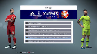 PES 2013 Next Season Patch 2019 Update v8.0 - Released 17.03.2019
