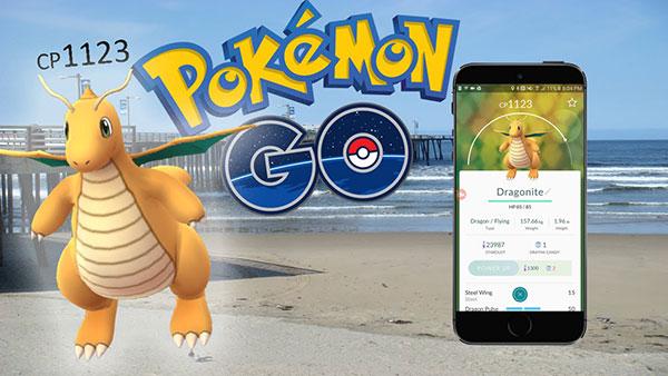 Cara Mendapatkan Dragonite Pokemon Go