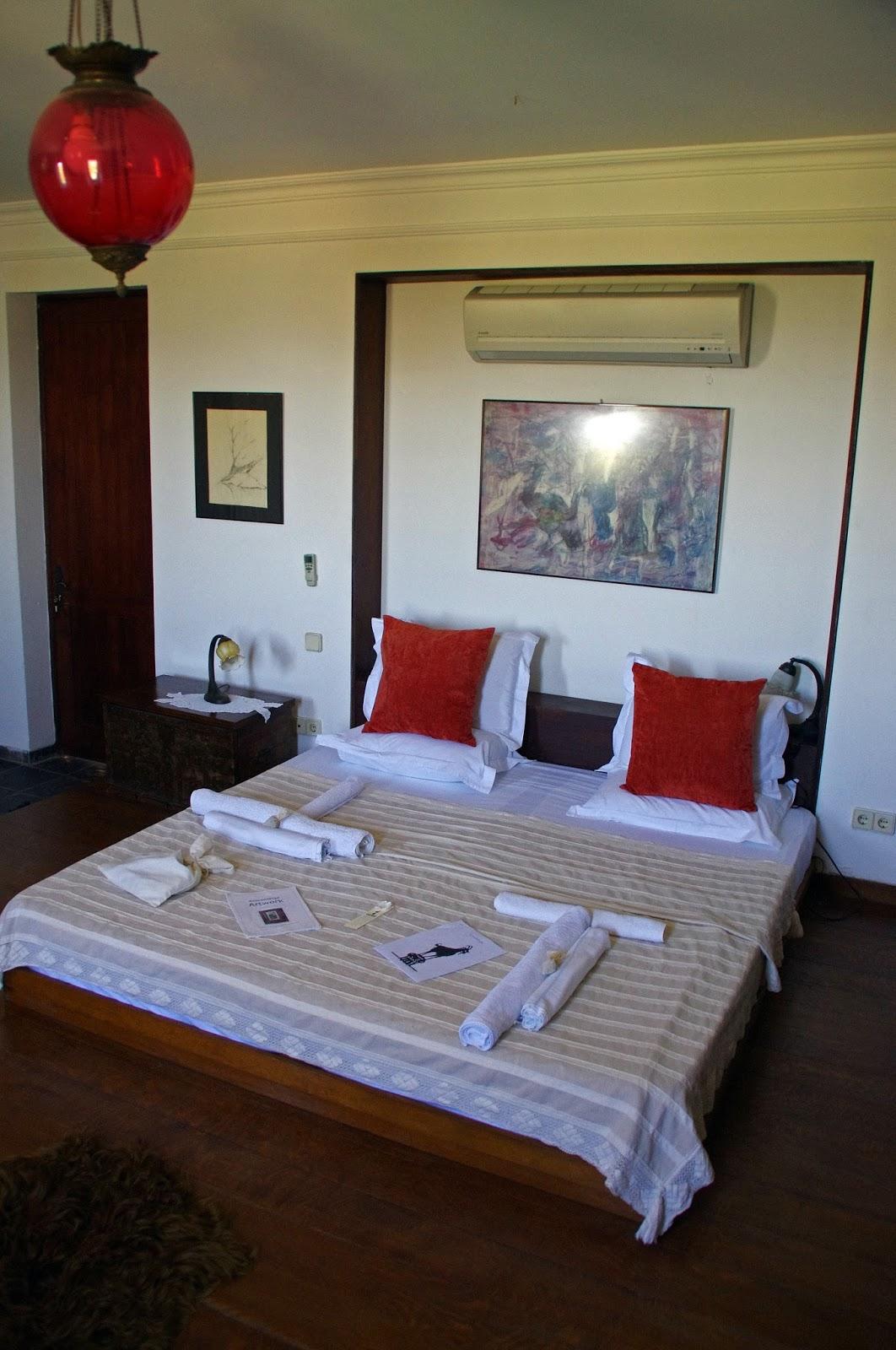 Bedroom Assos Alarga Boutique Hotel