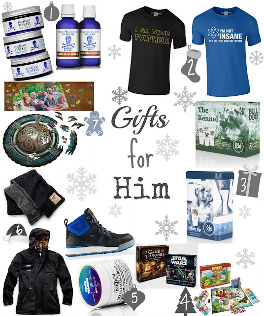 Gifts For Him Christmas Gift Guide
