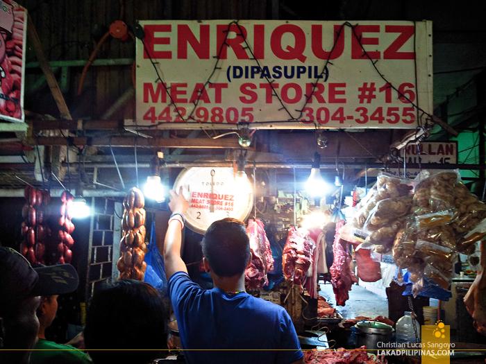 Baguio Longganisa Baguio Public Market