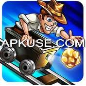 Rail Rush v1 9 7 Mega Mod APK | Best Apks
